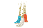 CASSIS® TASSELS IN MORE COLORS THAN EVER ... A #CASSISJEWELISTA