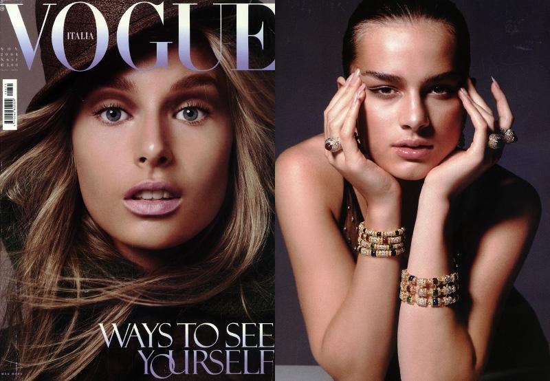 Vogue - November 2004