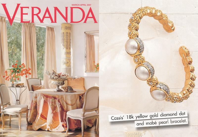 Veranda - April 2007 Veranda Magazine