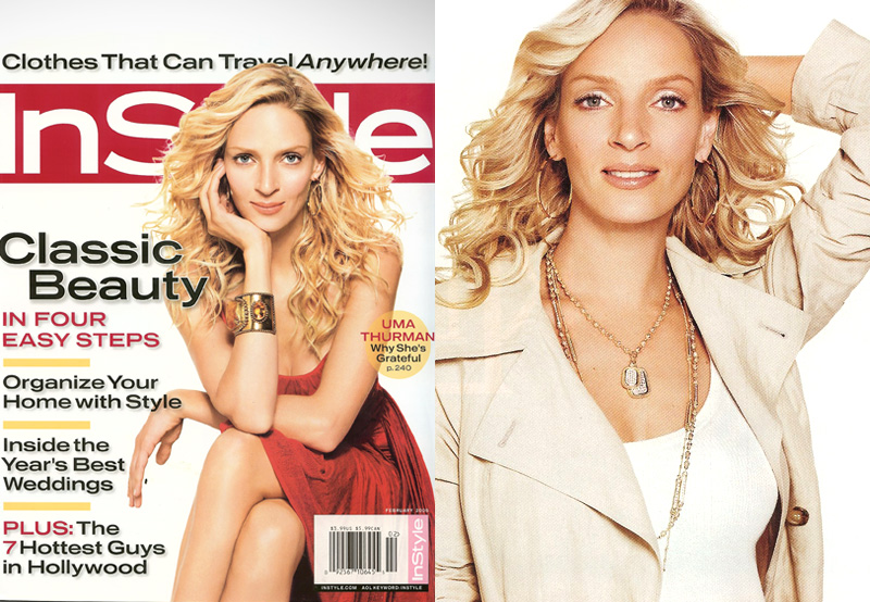 In Style - February 2006 In Style Magazine