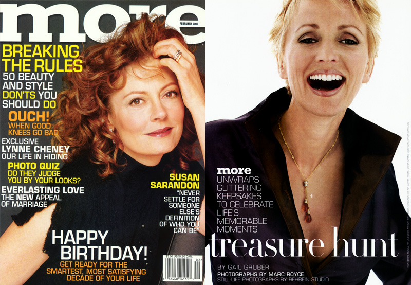 More - Feb 2002 More Magazine
