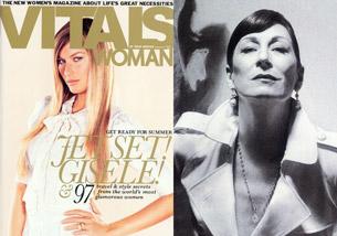 Vitals Woman - Summer 2005 Vitals Woman Magazine