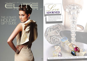 Love Adorned - November/December 2012 - Elite Traveler Magazine
