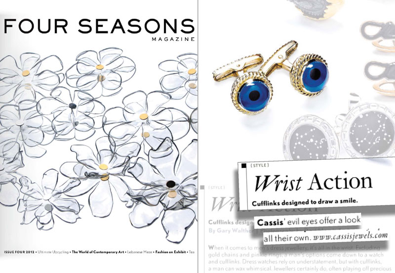 Wrist Action - ISSUE 4 Four Seasons Magazine 2012