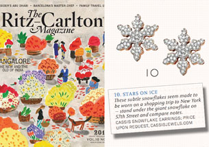 Ritz Carlton Magazine - Vol.10 No.1 - January through March 2014
